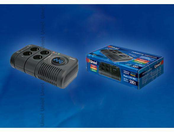 Стабилизатор настольный Uniel Desktop U-PDT-500/1