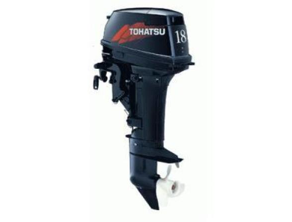 Лодочный мотор Tohatsu M 18 E2 EPS