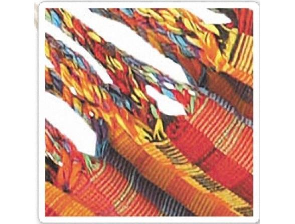 Гамак двухместный La Siesta Carolina Double HammockPlus Red