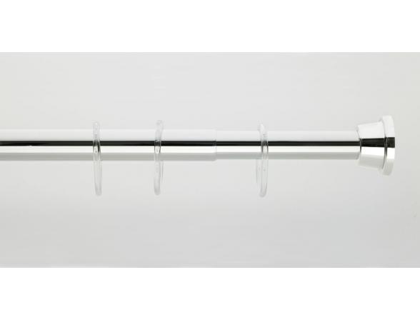 Карниз для ванной комнаты GREKON 1210-220Cr