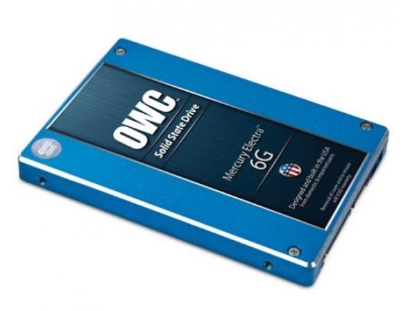 SSD жесткий диск OWC 60GB Mercury Electra 6G