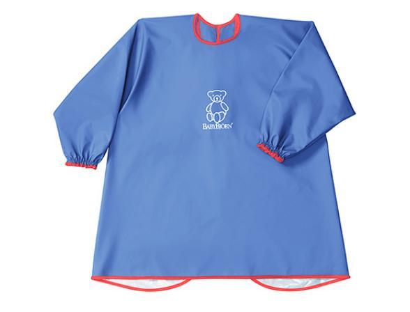 Мягкий нагрудник с карманом для крошек BabyBjorn Soft Bib 0462.62