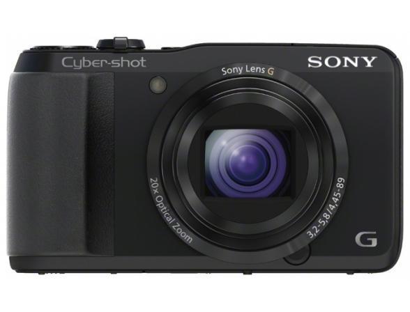 Цифровой фотоаппарат Sony Cyber-shot DSC-HX20