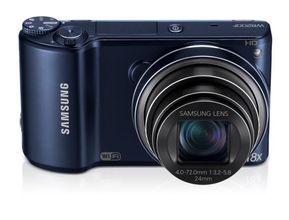 Цифровой фотоаппарат Samsung WB200F