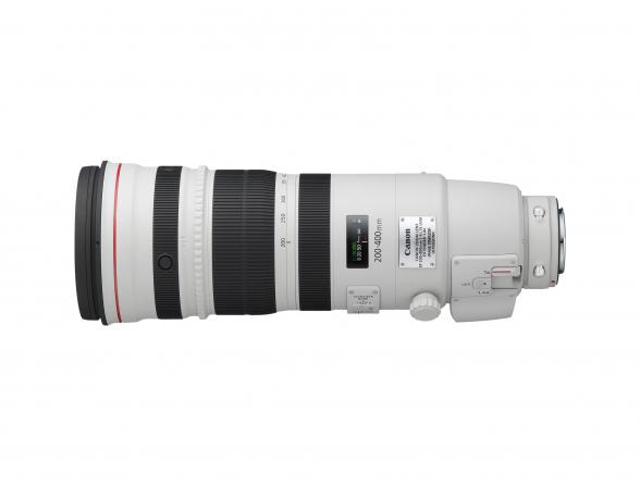 Объектив Canon EF 200-400mm f/4L IS USM Extender 1.4x