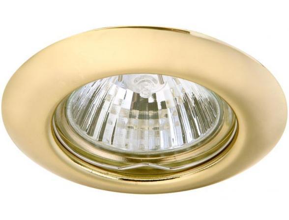 Светильник встраиваемый ARTELAMP PRAKTISCH A1203PL-3GO