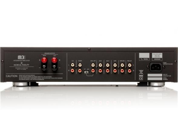 Интегральный усилитель Musical Fidelity M3i