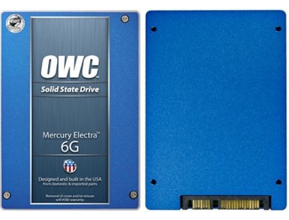 SSD жесткий диск OWC 480GB Mercury Electra 6G