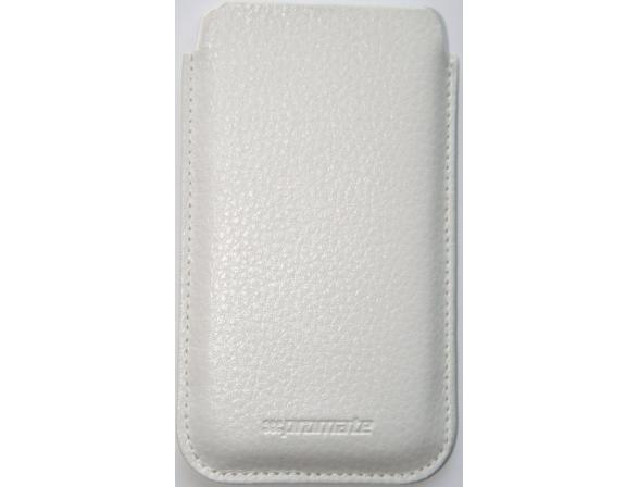 Чехол Promate Кожанный для Samsung Galaxy SII (White) Promate (Gsleeve)