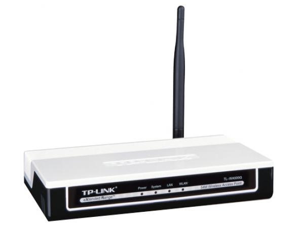 Wi-Fi точка доступа TP-LINK TL-WA500G