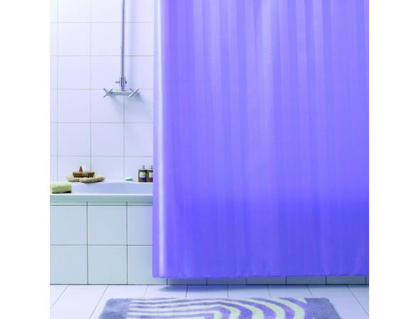 Штора для ванной Bacchetta 180х200 Rigone лиловая