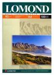 Бумага Lomond A3/95г/м2/100л. матовая для струйной печати 720/1440dpi (0102129)