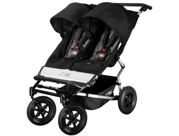 Детская коляска для двойни и погодок Mountain Buggy Duet
