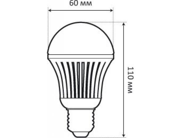 Светодиодная лампа Ecomir 42944