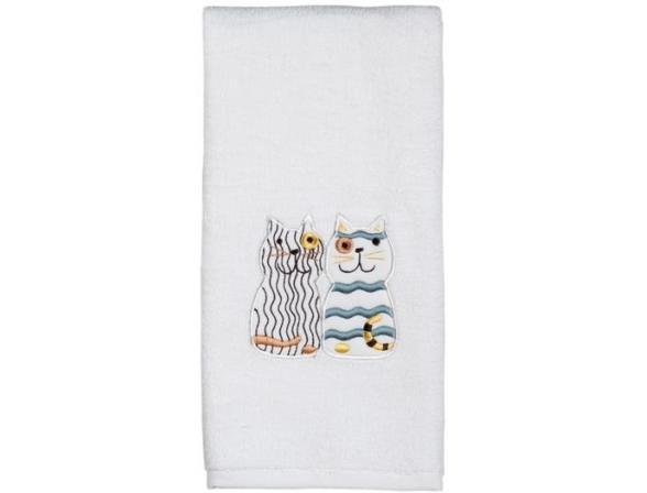 Полотенце для рук Creative Bath Meow TA1043HMULT