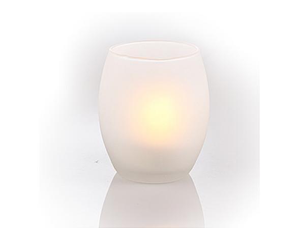 Светодиодная свеча в стакане ЭРА A13 (24/960)