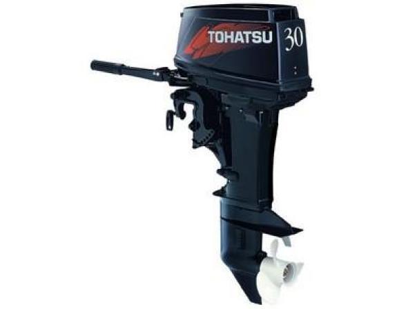 Лодочный мотор Tohatsu M 40 C EPS