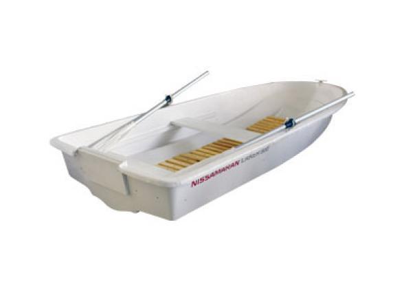 Лодка моторно-гребная NISSAMARAN Laker 300
