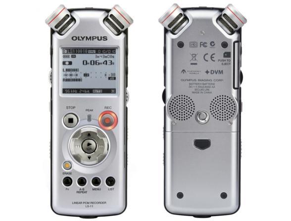 Диктофон Olympus LS-11 [N2283521]