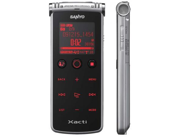 Диктофон Sanyo ICR-XPS01M