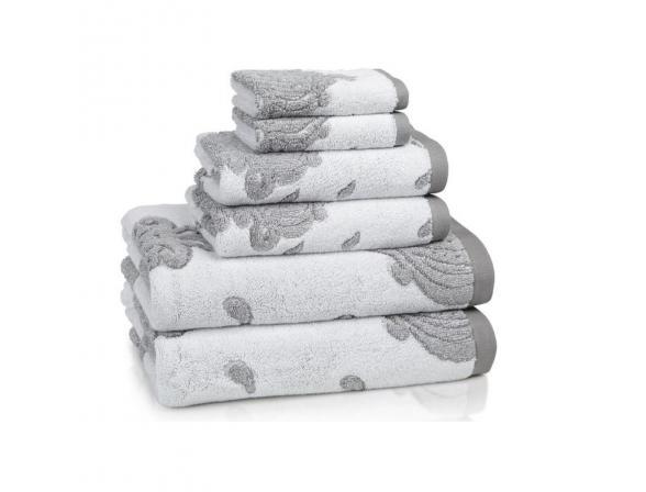 Банный коврик KASSATEX Roma Tile Grey 51х86