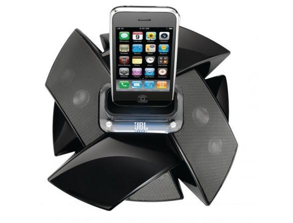 Док-станции для iPod/iPhone/iPad JBL ON STAGE IV BLACK