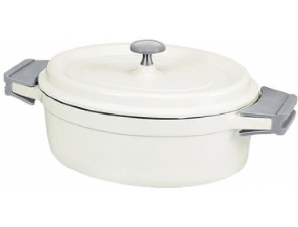 Кастрюля BEKA овальная Cook'On 3.5л бел.