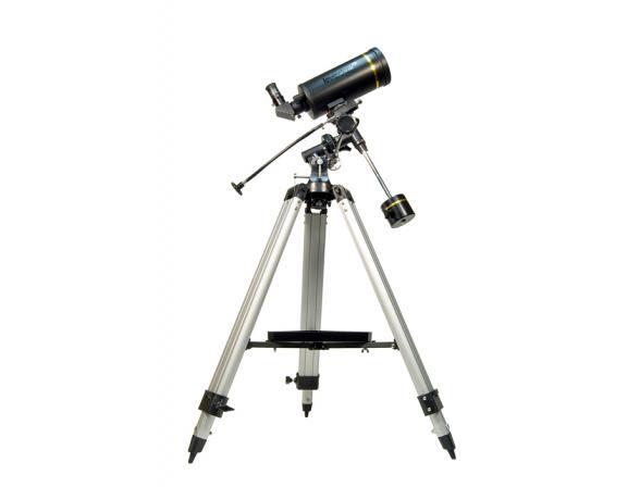 Телескоп LEVENHUK Skyline PRO 105 MAK оптической схемы Максутова-Кассегрена.  Диаметр объектива 102 мм...