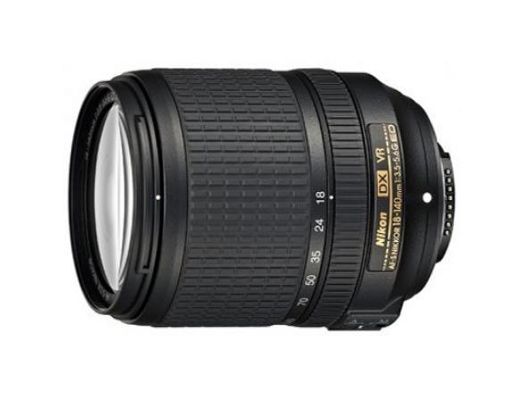 Объектив Nikon 18-140mm f/3.5-5.6G ED AF-S DX VR NIKKOR