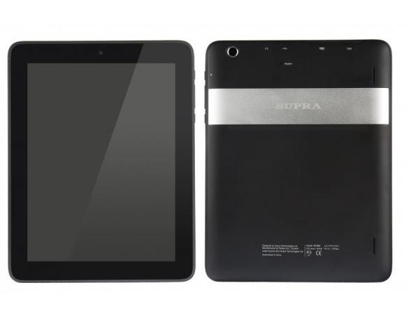 Планшет Supra ST-801 black