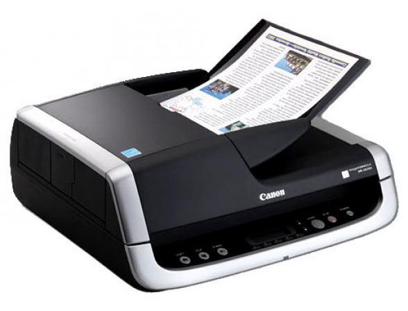 Сканер для документов Canon DR 2020U