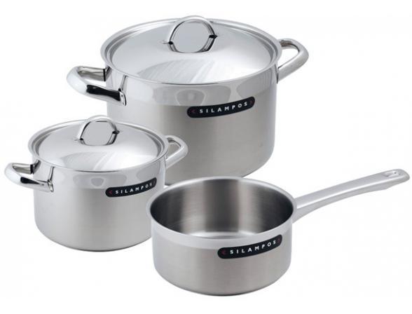 Набор посуды Silampos ЕВРОПА 632123BM0217