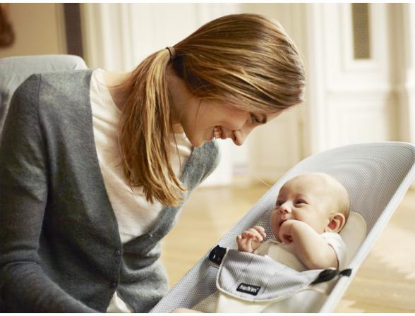 Кресло-шезлонг BabyBjorn Balance Soft 0050.22