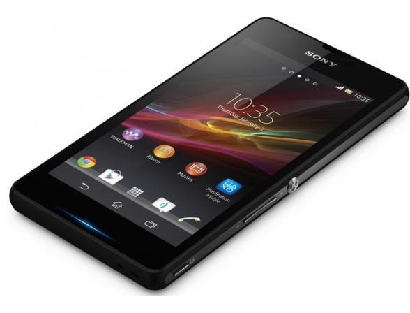 Смартфон Sony Xperia ZR LTE (C5503) Black