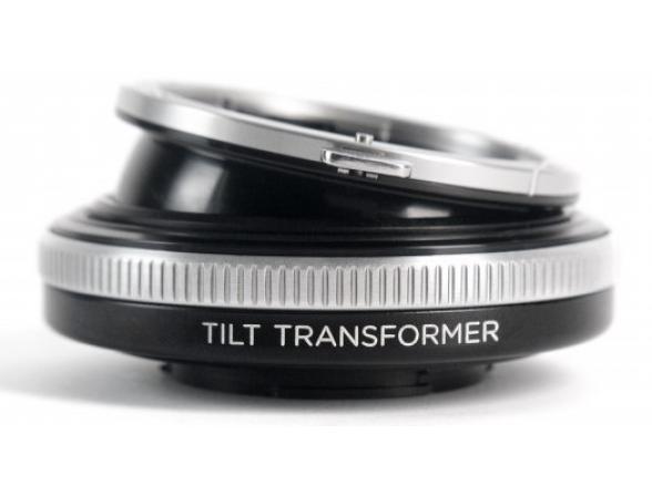 Переходник Lensbaby Tilt Transformer для объективов Nikon и ф/а Micro4/3