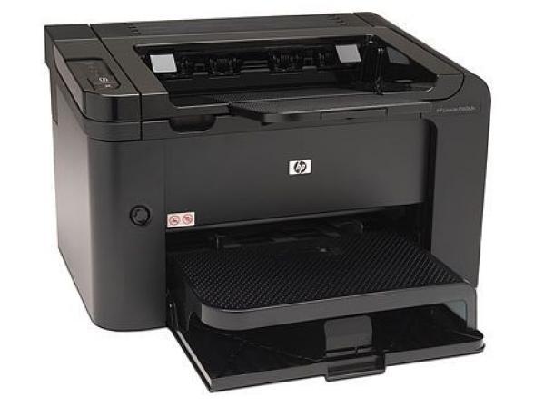 Принтер лазерный HP LaserJet Pro P1606dn