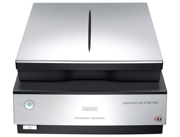 Сканер планшетный Epson Perfection V750 Pro