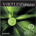 Набор 6 струн для гитары акустик VIRTUOZO 00700.PRO CLEARTONE