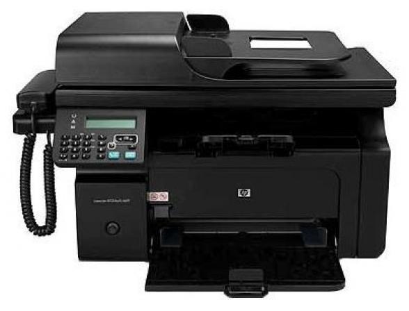 Многофункциональный аппарат HP LaserJet M1214nfh