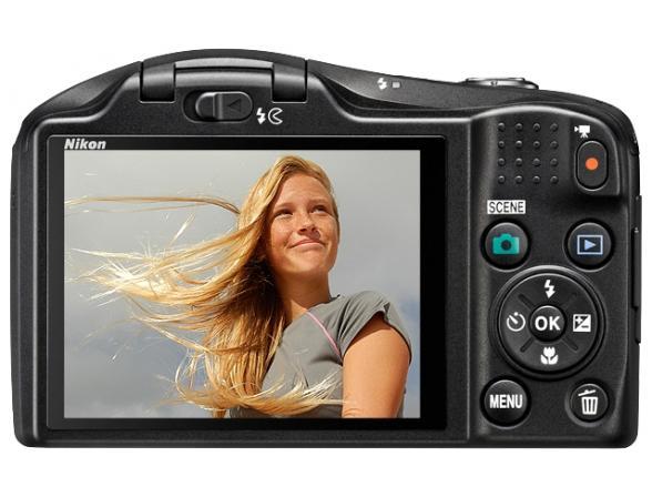 Цифровой фотоаппарат Nikon Coolpix L620