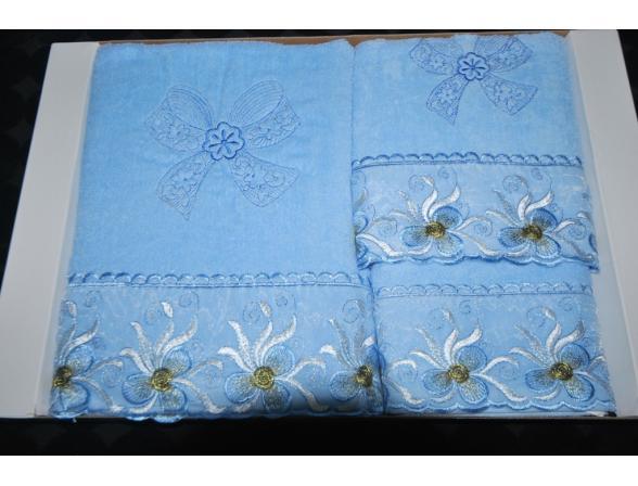 Комплект полотенец ARYA Хлопок ALTRO