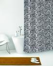 Штора для ванной Bacchetta 180х200 Zebra