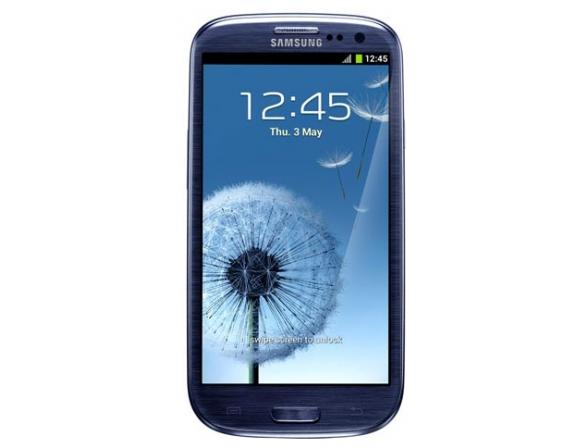 Смартфон Samsung Galaxy S III 32Gb Blue