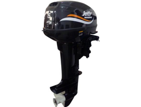 Лодочный мотор JET! 4-х тактный F4S