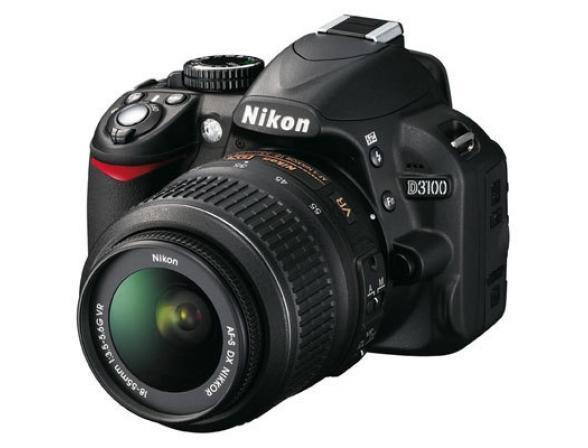 Зеркальный фотоаппарат Nikon D3100 Kit 18-55 VR