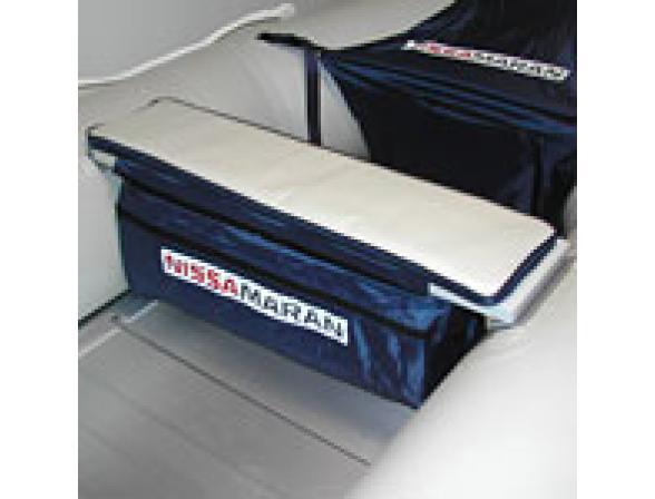 Лодка надувная NISSAMARAN TORNADO 380