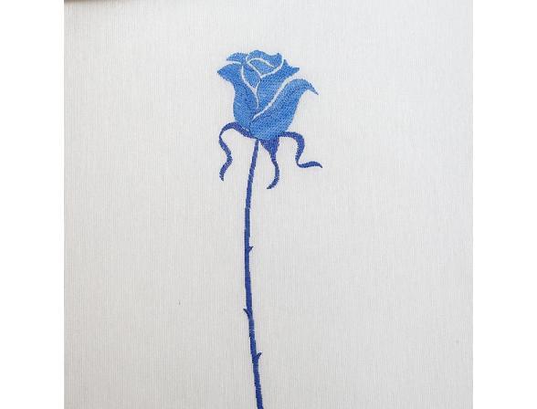 Шторка для ванной ARTI-DECO ROSAS C. BLUE