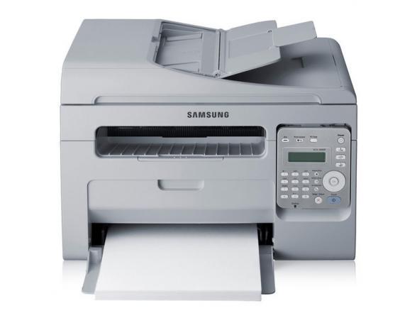 Многофункциональный аппарат Samsung SCX-3400F принтер/копир/сканер/факс