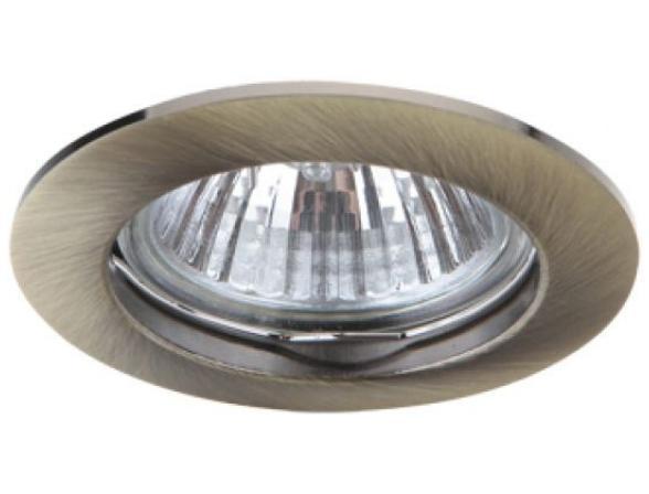 Светильник встраиваемый ARTELAMP Basic A2103PL-3AB