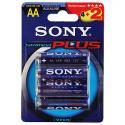 Батарейка Sony LR6-4+2  STAMINA PLUS [AM3B4X2A] (36/144/12960)